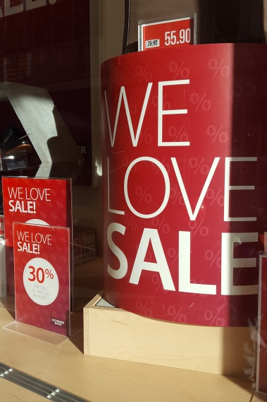 We Love Sale